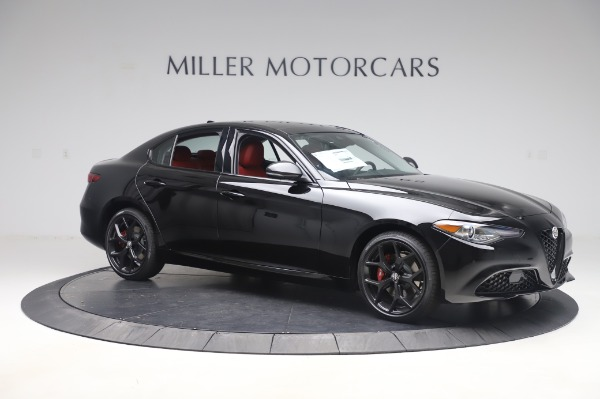 New 2020 Alfa Romeo Giulia Q4 for sale $48,445 at Alfa Romeo of Greenwich in Greenwich CT 06830 10