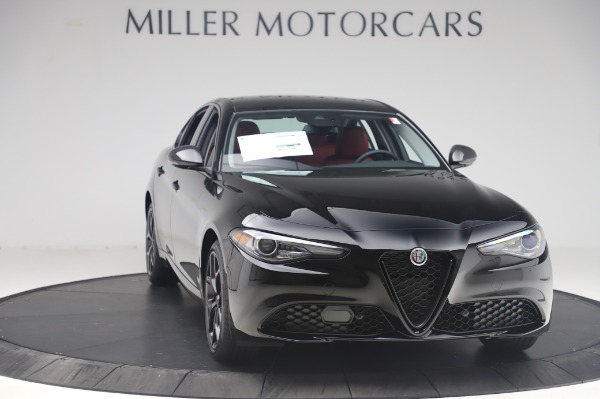 New 2020 Alfa Romeo Giulia Q4 for sale $48,445 at Alfa Romeo of Greenwich in Greenwich CT 06830 11