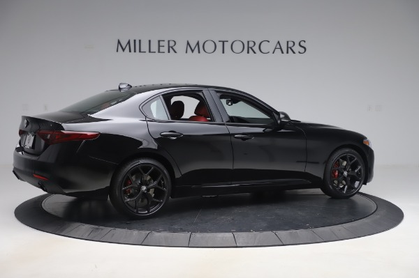 New 2020 Alfa Romeo Giulia Q4 for sale $48,445 at Alfa Romeo of Greenwich in Greenwich CT 06830 8