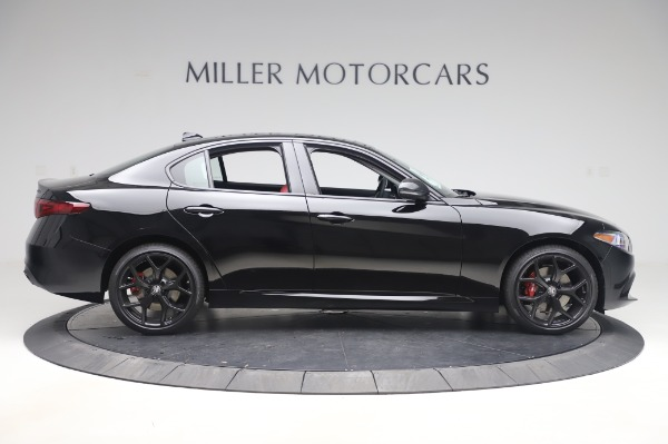 New 2020 Alfa Romeo Giulia Q4 for sale $48,445 at Alfa Romeo of Greenwich in Greenwich CT 06830 9