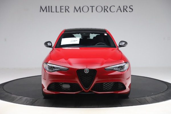 New 2020 Alfa Romeo Giulia Sport Q4 for sale Sold at Alfa Romeo of Greenwich in Greenwich CT 06830 12