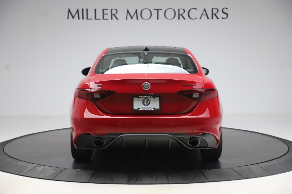 New 2020 Alfa Romeo Giulia Sport Q4 for sale Sold at Alfa Romeo of Greenwich in Greenwich CT 06830 6