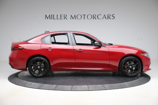 New 2020 Alfa Romeo Giulia Sport Q4 for sale Sold at Alfa Romeo of Greenwich in Greenwich CT 06830 9