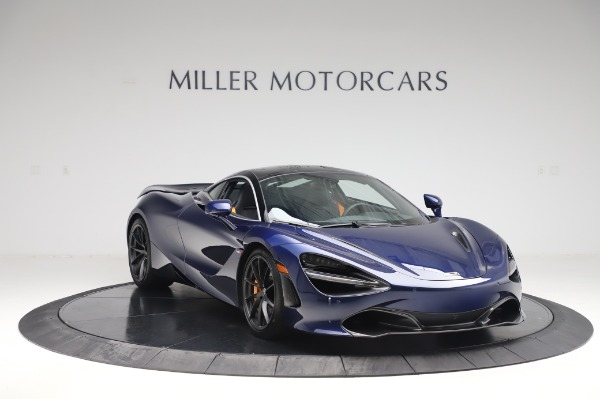 Used 2018 McLaren 720S Luxury for sale Call for price at Alfa Romeo of Greenwich in Greenwich CT 06830 10