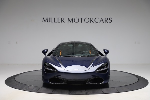 Used 2018 McLaren 720S Luxury for sale Call for price at Alfa Romeo of Greenwich in Greenwich CT 06830 11