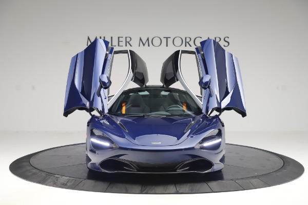 Used 2018 McLaren 720S Luxury for sale Call for price at Alfa Romeo of Greenwich in Greenwich CT 06830 12