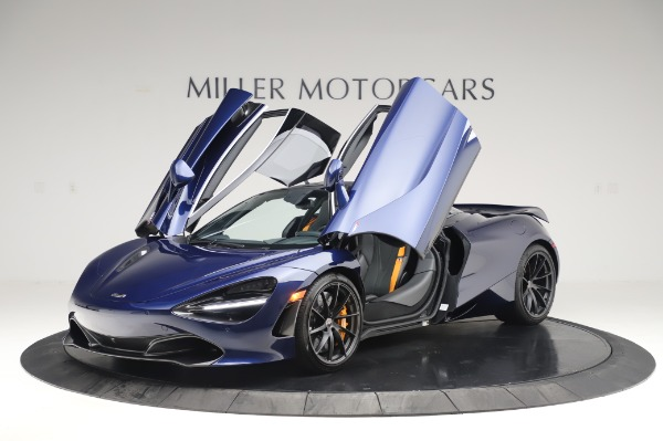 Used 2018 McLaren 720S Luxury for sale Call for price at Alfa Romeo of Greenwich in Greenwich CT 06830 13