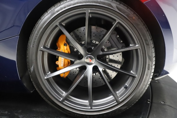 Used 2018 McLaren 720S Luxury for sale Call for price at Alfa Romeo of Greenwich in Greenwich CT 06830 15