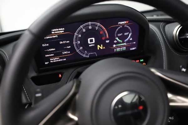 Used 2018 McLaren 720S Luxury for sale Call for price at Alfa Romeo of Greenwich in Greenwich CT 06830 19