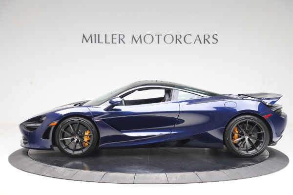 Used 2018 McLaren 720S Luxury for sale Call for price at Alfa Romeo of Greenwich in Greenwich CT 06830 2