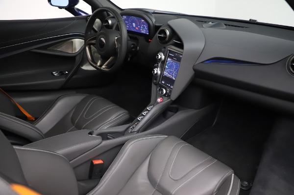 Used 2018 McLaren 720S Luxury for sale Call for price at Alfa Romeo of Greenwich in Greenwich CT 06830 20