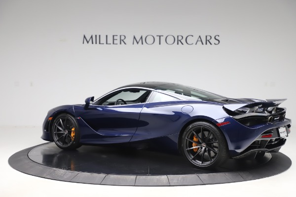Used 2018 McLaren 720S Luxury for sale Call for price at Alfa Romeo of Greenwich in Greenwich CT 06830 3