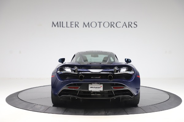 Used 2018 McLaren 720S Luxury for sale Call for price at Alfa Romeo of Greenwich in Greenwich CT 06830 5