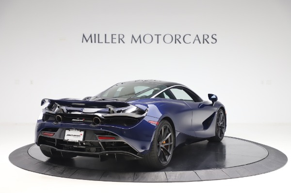 Used 2018 McLaren 720S Luxury for sale Call for price at Alfa Romeo of Greenwich in Greenwich CT 06830 6