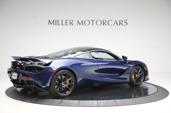 Used 2018 McLaren 720S Luxury for sale Call for price at Alfa Romeo of Greenwich in Greenwich CT 06830 7