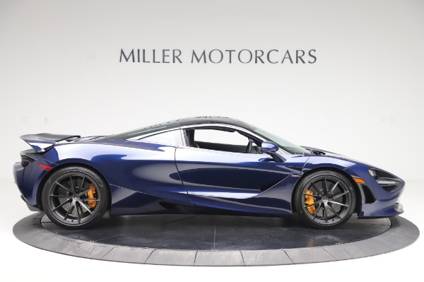 Used 2018 McLaren 720S Luxury for sale Call for price at Alfa Romeo of Greenwich in Greenwich CT 06830 8