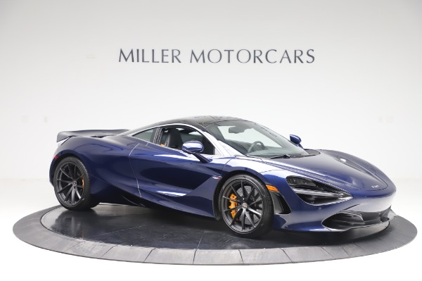 Used 2018 McLaren 720S Luxury for sale Call for price at Alfa Romeo of Greenwich in Greenwich CT 06830 9