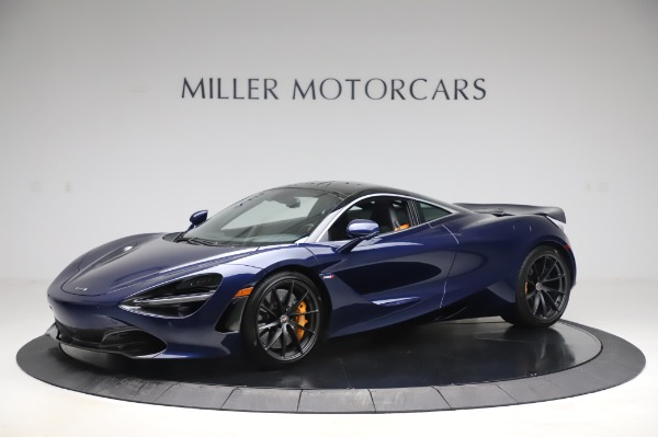 Used 2018 McLaren 720S Luxury for sale Call for price at Alfa Romeo of Greenwich in Greenwich CT 06830 1