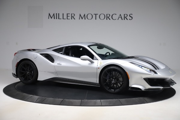 Used 2019 Ferrari 488 Pista for sale $445,900 at Alfa Romeo of Greenwich in Greenwich CT 06830 10