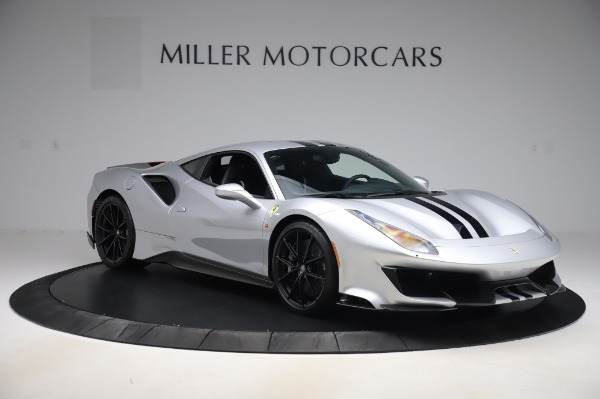 Used 2019 Ferrari 488 Pista for sale $445,900 at Alfa Romeo of Greenwich in Greenwich CT 06830 11