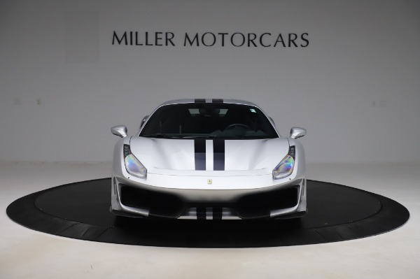 Used 2019 Ferrari 488 Pista for sale $445,900 at Alfa Romeo of Greenwich in Greenwich CT 06830 12