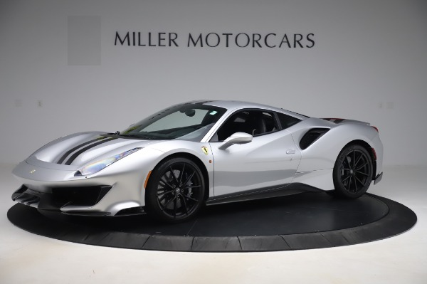 Used 2019 Ferrari 488 Pista for sale $445,900 at Alfa Romeo of Greenwich in Greenwich CT 06830 2
