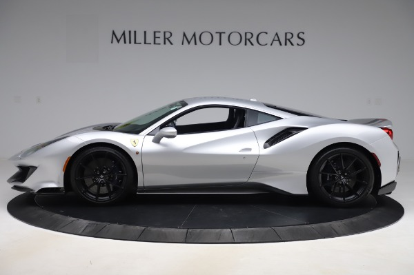 Used 2019 Ferrari 488 Pista for sale $445,900 at Alfa Romeo of Greenwich in Greenwich CT 06830 3