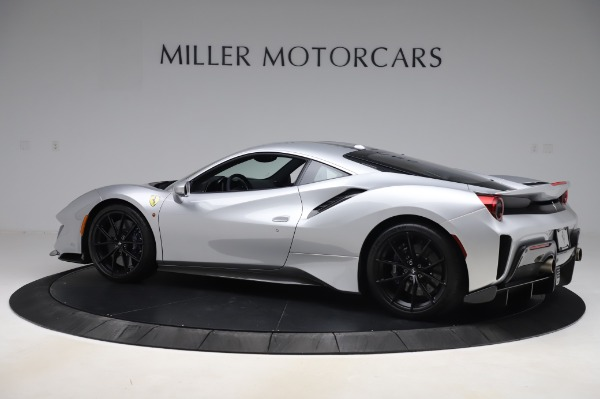Used 2019 Ferrari 488 Pista for sale $445,900 at Alfa Romeo of Greenwich in Greenwich CT 06830 4