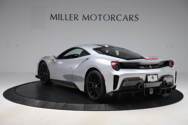 Used 2019 Ferrari 488 Pista for sale $445,900 at Alfa Romeo of Greenwich in Greenwich CT 06830 5