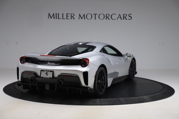 Used 2019 Ferrari 488 Pista for sale $445,900 at Alfa Romeo of Greenwich in Greenwich CT 06830 7