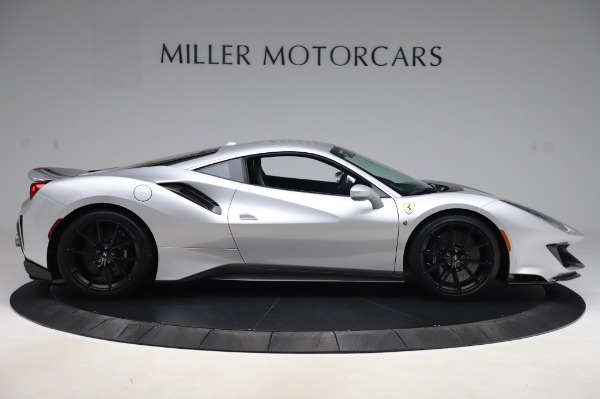 Used 2019 Ferrari 488 Pista for sale $445,900 at Alfa Romeo of Greenwich in Greenwich CT 06830 9