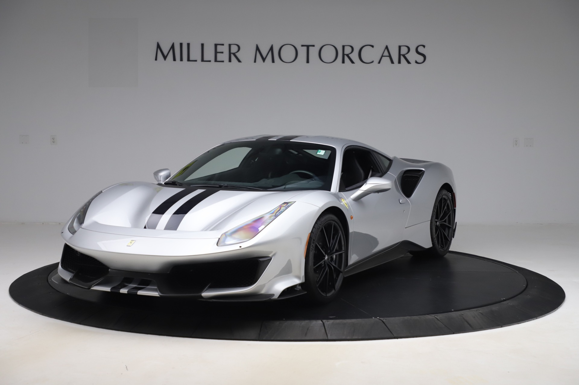 Used 2019 Ferrari 488 Pista for sale $445,900 at Alfa Romeo of Greenwich in Greenwich CT 06830 1