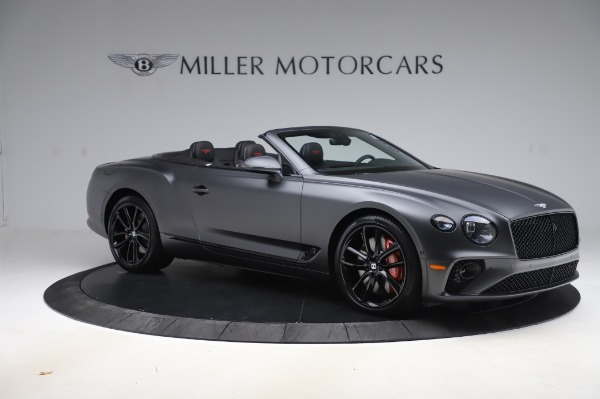 New 2020 Bentley Continental GTC W12 for sale Sold at Alfa Romeo of Greenwich in Greenwich CT 06830 11