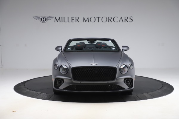 New 2020 Bentley Continental GTC W12 for sale Sold at Alfa Romeo of Greenwich in Greenwich CT 06830 12