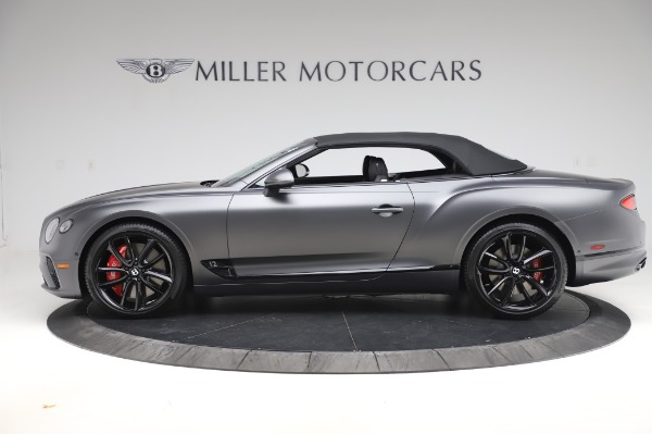 New 2020 Bentley Continental GTC W12 for sale Sold at Alfa Romeo of Greenwich in Greenwich CT 06830 14