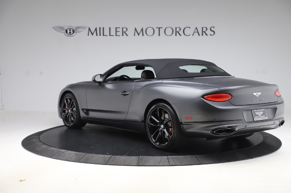 New 2020 Bentley Continental GTC W12 for sale Sold at Alfa Romeo of Greenwich in Greenwich CT 06830 15