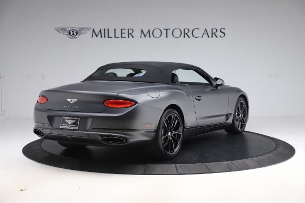 New 2020 Bentley Continental GTC W12 for sale Sold at Alfa Romeo of Greenwich in Greenwich CT 06830 17