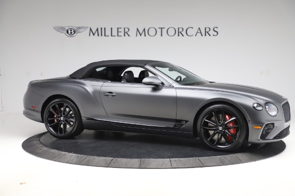 New 2020 Bentley Continental GTC W12 for sale Sold at Alfa Romeo of Greenwich in Greenwich CT 06830 19