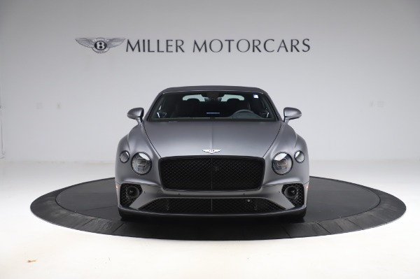 New 2020 Bentley Continental GTC W12 for sale Sold at Alfa Romeo of Greenwich in Greenwich CT 06830 20