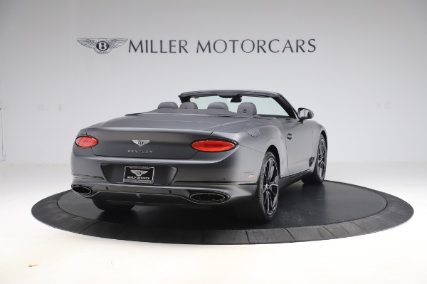 New 2020 Bentley Continental GTC W12 for sale Sold at Alfa Romeo of Greenwich in Greenwich CT 06830 7