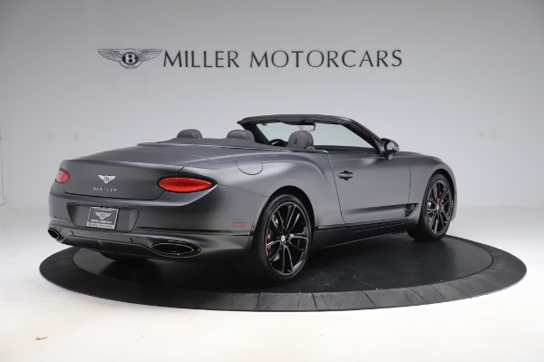 New 2020 Bentley Continental GTC W12 for sale Sold at Alfa Romeo of Greenwich in Greenwich CT 06830 8