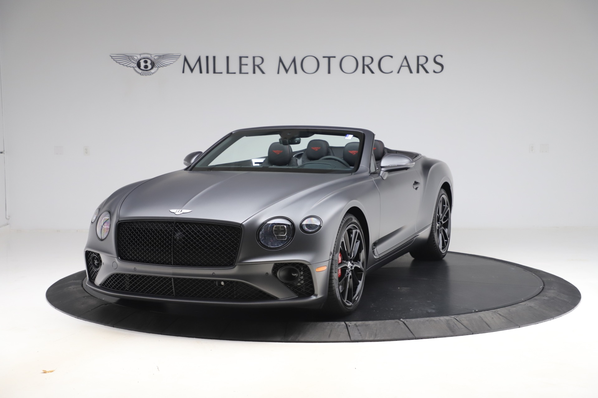 New 2020 Bentley Continental GTC W12 for sale Sold at Alfa Romeo of Greenwich in Greenwich CT 06830 1