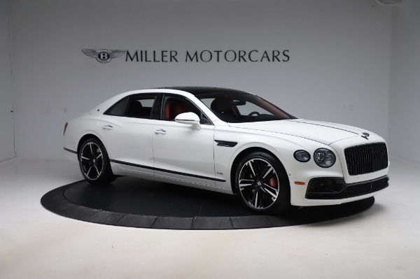 New 2020 Bentley Flying Spur W12 First Edition for sale $276,130 at Alfa Romeo of Greenwich in Greenwich CT 06830 11