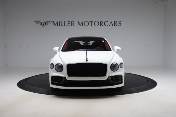 New 2020 Bentley Flying Spur W12 First Edition for sale $276,130 at Alfa Romeo of Greenwich in Greenwich CT 06830 12