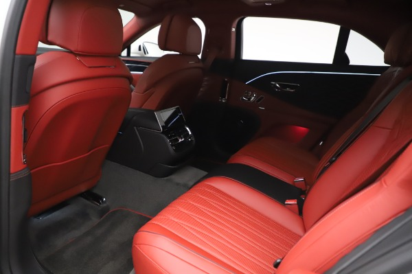 New 2020 Bentley Flying Spur W12 First Edition for sale $276,130 at Alfa Romeo of Greenwich in Greenwich CT 06830 20