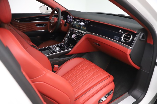 New 2020 Bentley Flying Spur W12 First Edition for sale $276,130 at Alfa Romeo of Greenwich in Greenwich CT 06830 24