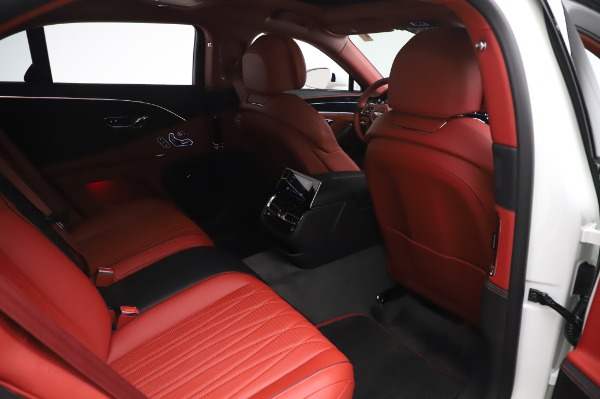 New 2020 Bentley Flying Spur W12 First Edition for sale $276,130 at Alfa Romeo of Greenwich in Greenwich CT 06830 27