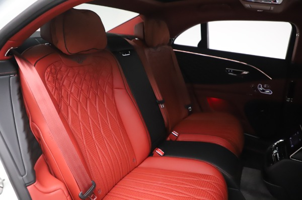 New 2020 Bentley Flying Spur W12 First Edition for sale $276,130 at Alfa Romeo of Greenwich in Greenwich CT 06830 28