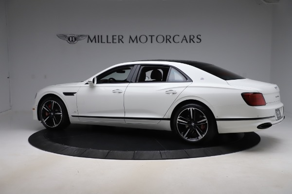 New 2020 Bentley Flying Spur W12 First Edition for sale $276,130 at Alfa Romeo of Greenwich in Greenwich CT 06830 4
