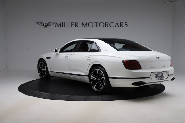 New 2020 Bentley Flying Spur W12 First Edition for sale $276,130 at Alfa Romeo of Greenwich in Greenwich CT 06830 5